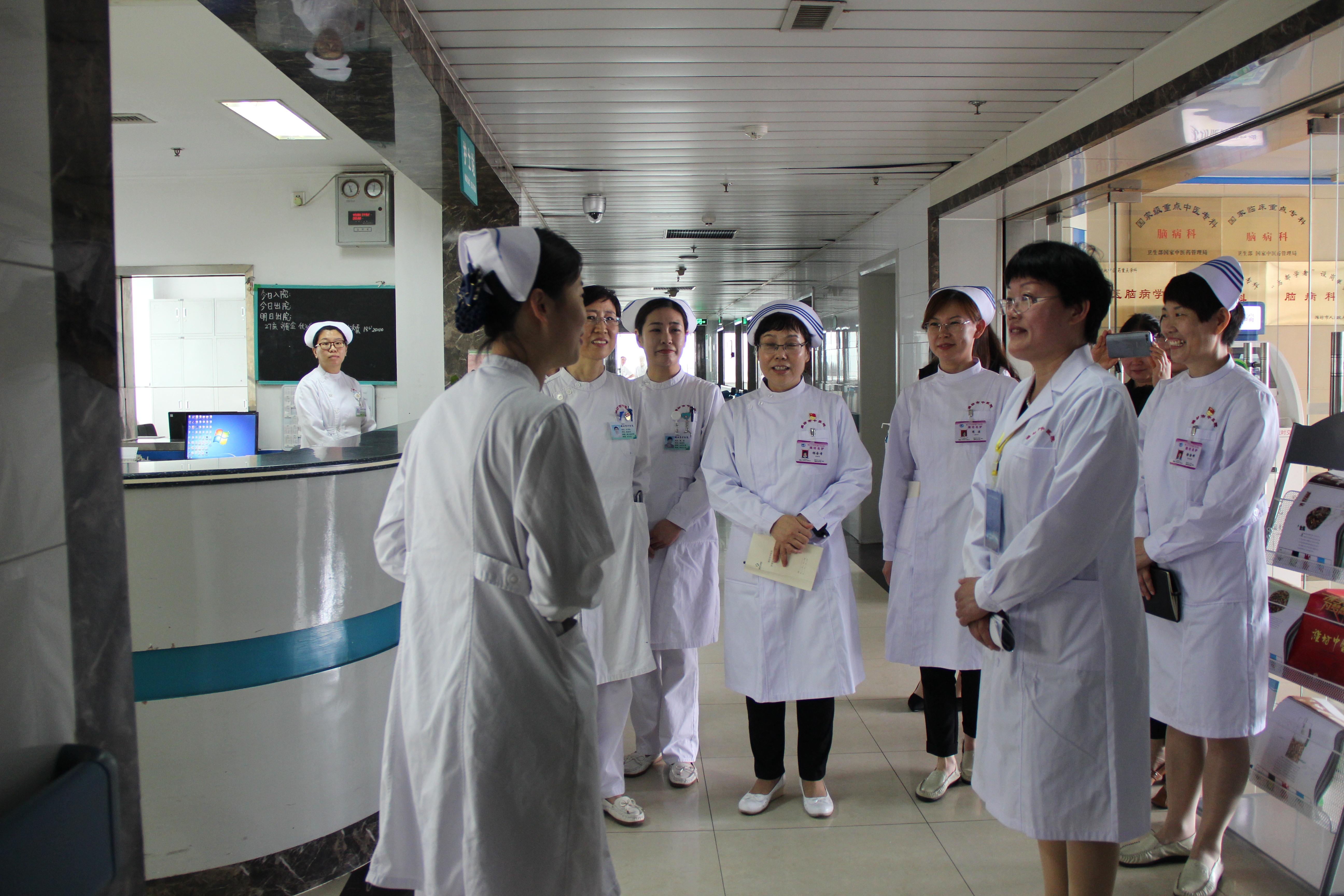积跬步 至千里 ——潍坊市中医院三甲复审护理工作迎评掠影